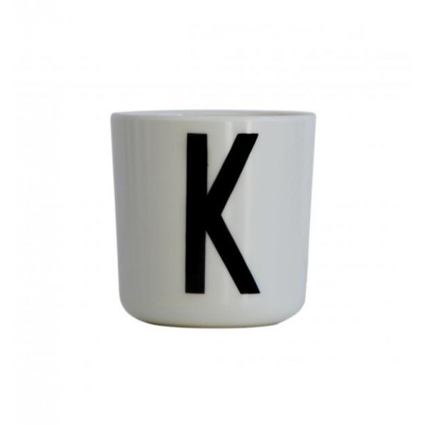 Design Letters AJ Melamin Kopp K