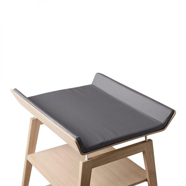 LEANDER fodral för Linea omklädningsbord - cool grå