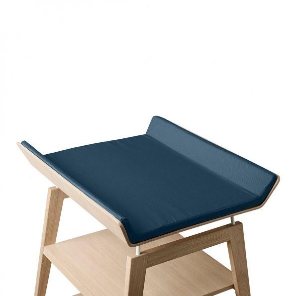 LEANDER lock till Linea omklädningsbord - mörkblått