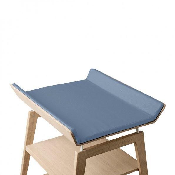 LEANDER skydd för Linea omklädningsbord - dammblått