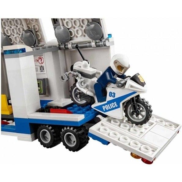 LEGO City (60139) Mobil Kommandocentral