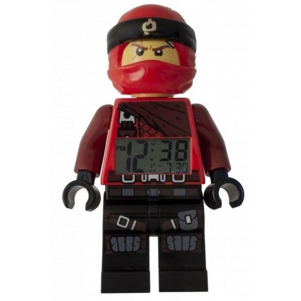 LEGO Ninjago Väckarklocka Figur - Kai 2018