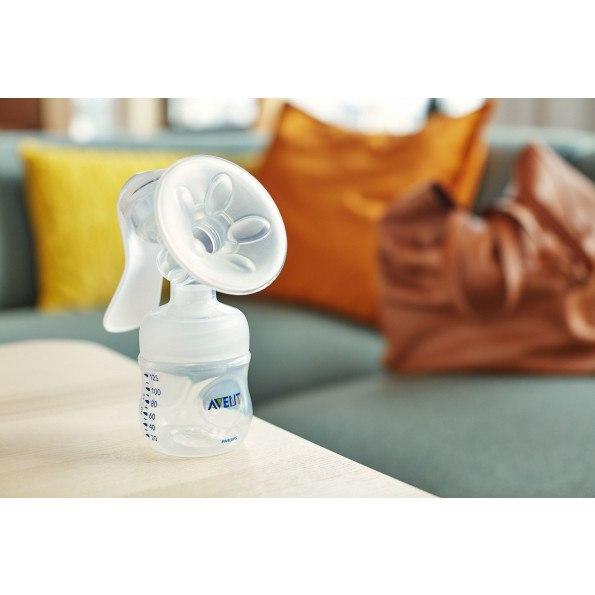 Philips Avent Comfort Manuell Bröstpump