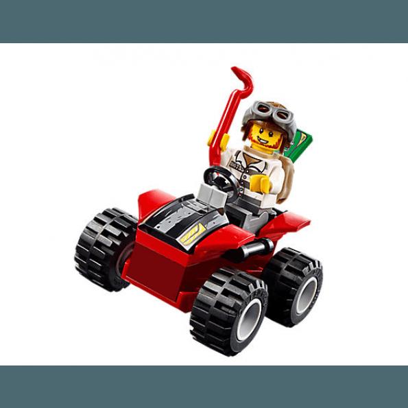 LEGO Juniors Polisjakt på Berget