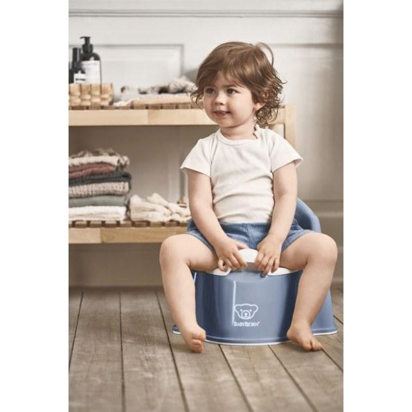 Baby Bear Potty Chair - blå