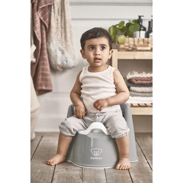 Baby Bear Potty Chair - grå