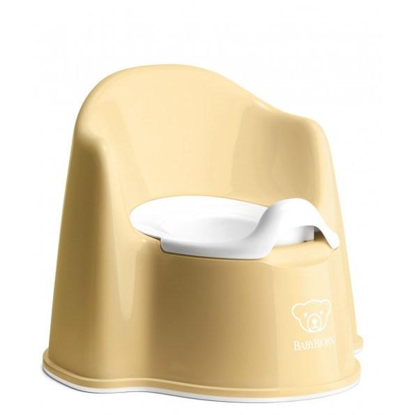 Baby Bear Potty Chair - gul