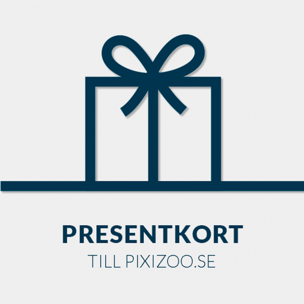 Pixizoo Presentkort