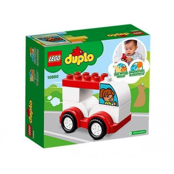 LEGO DUPLO Min Första Racerbil