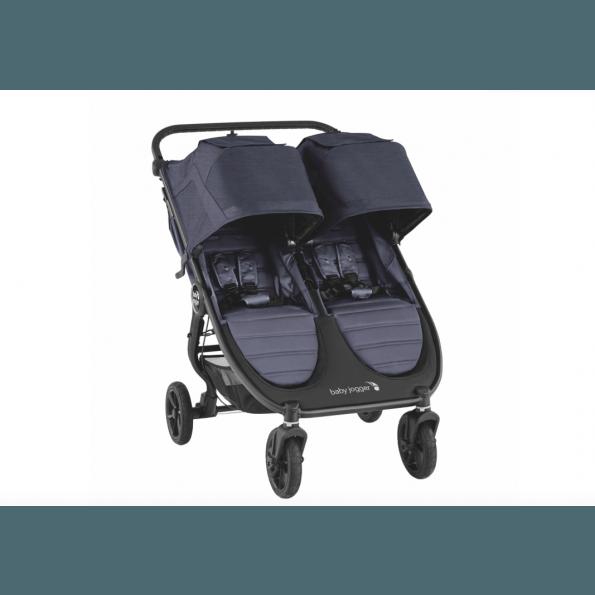 Baby Jogger City Mini GT 2 Double - carbon 2020