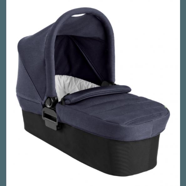 Baby Jogger City Mini GT 2 Double + Pram - Carbon