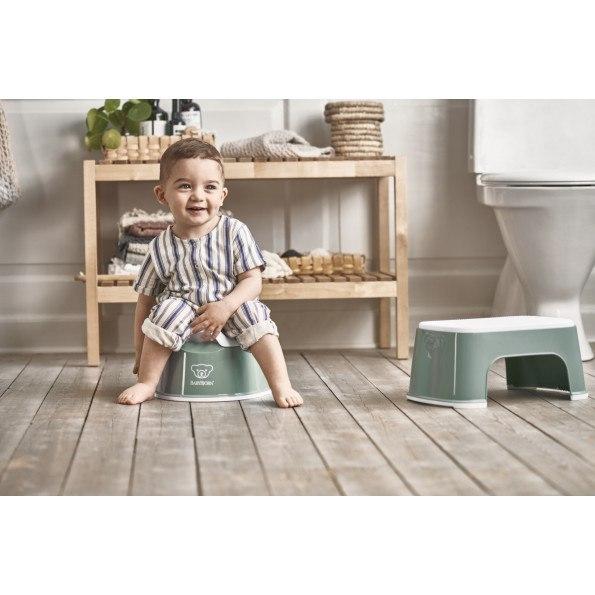 Baby Björn Smart kruka - grön