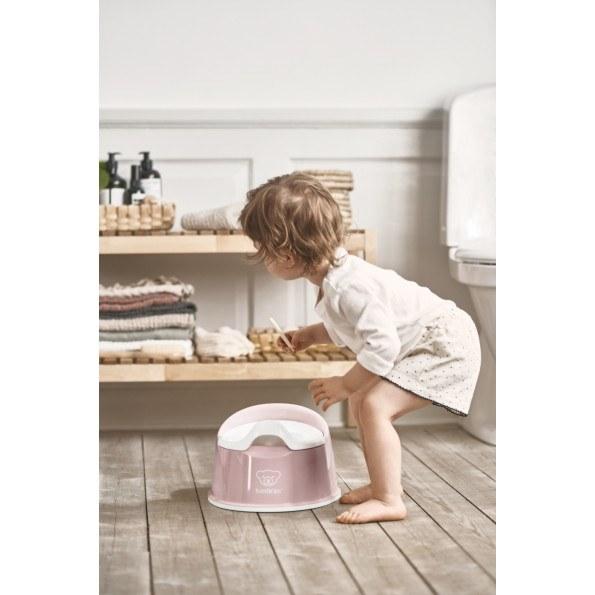 Baby Bear Smart kruka - rosa