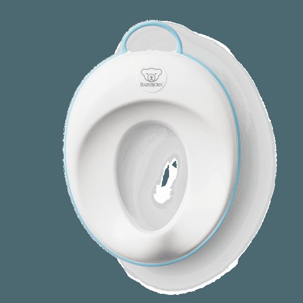 BABYBJÖRN Toalettsits - Vit/Turkos