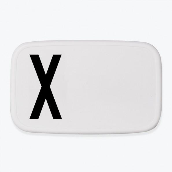 Design Letters Lunchlåda X