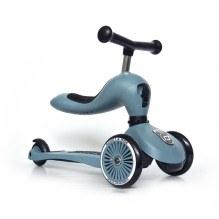 SCOOT AND RIDE Highwaykick 1 springcykel / skoter - stål
