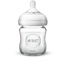 PHILIPS AVENT Naturlig 2,0 glas babyflaska - 120 ml