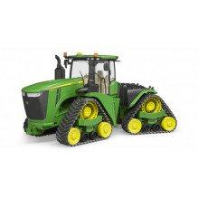 Bruder - John Deere 9620 RX traktor m. larvfötter