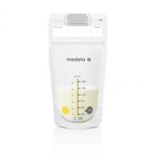 MEDELA Förvaringspåse för bröstmjölk, 25 st