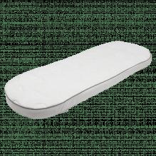 Soft Nordic Floating Cloud madrass för barnvagn 36x96 cm. – Hvid