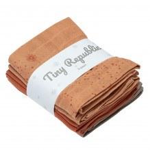 Tiny Republic tygblöjor - Rust combi