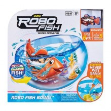 Robo Fish fiskebowle + fisk