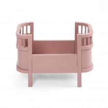 Sebra docka säng - Blossom Pink