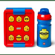 LEGO Matlåda och vattenflaska - Iconic Classic