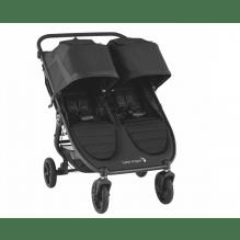 Baby Jogger City Mini GT 2 Double Syskonvagn - Jet 2020