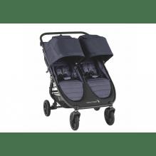 Baby Jogger City Mini GT 2 Double Syskonvagn - carbon 2020
