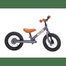 Trybike, balanscykel, 2 hjul - grå