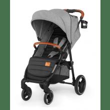 Kinderkraft Grande barnvagn 2020 - grå