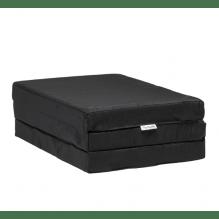 Tiny Republic Basic madrass till resesäng - svart