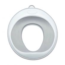 Tiny Republic Basic Toalettsits - Vit/Grå