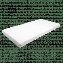 Soft Nordic Sky madras for spjälsäng 60x120 cm. – Hvid