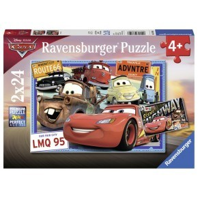 Ravensburger Pussel - Cars