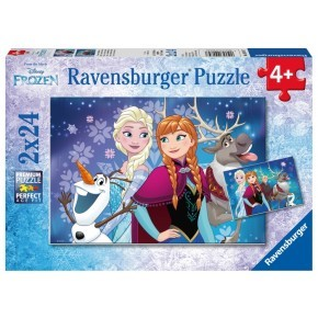 Ravensburger Pussel - Frost