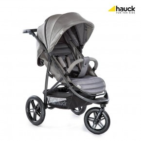 Hauck Rapid 3R - Charcoal Sittvagn