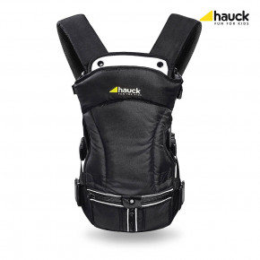 Hauck 3 Way Carrier - Black Bärsele