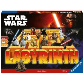 Ravensburger Labyrint - Star Wars