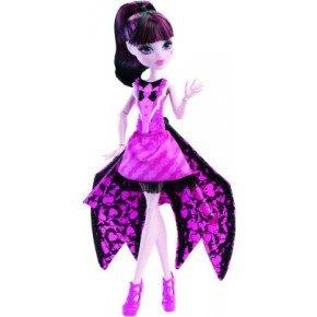 Monster High Draculaura Transformation