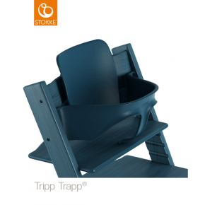 Stokke Tripp Trapp Baby Set - Midnight Blue