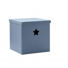 Kids Concept Förvaringsbox - Blå