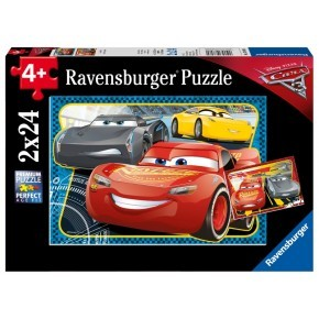 Ravensburger I Can Win Pussel - Cars 3