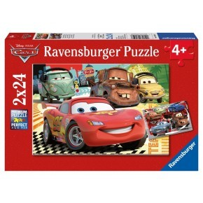 Ravensburger New Adventure Pussel - Cars 3