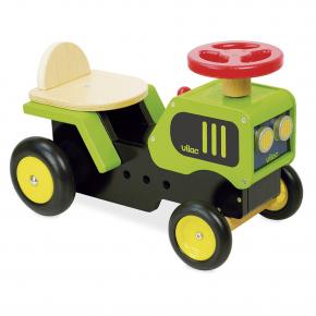 Vilac Gåbil Traktor - Grön