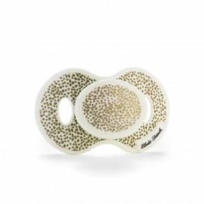 Elodie Details Napp Gold Shimmer - Vit/Guld