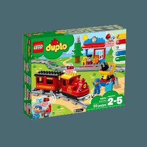 LEGO DUPLO - Ångfartyg - 10874