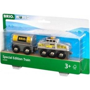 BRIO - Special Edition 2018 lokomotiv - Silver