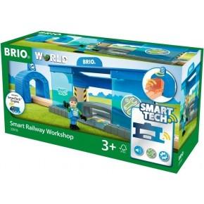 BRIO Smart Tech Verkstad - 33918